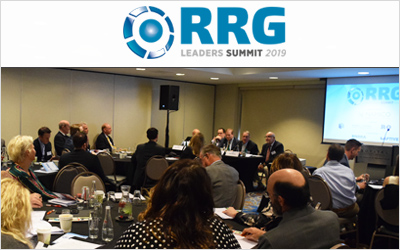 First RRG Leaders' Summit Tackles Tough Issues
